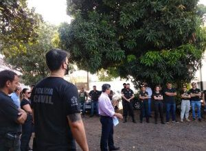 Foto de Polícia Civil deflagra segunda fase de operação de combate ao jogo do bicho na Capital