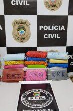 Foto de Polícia Civil apreende 14 kg de entorpecentes em Mundo Novo