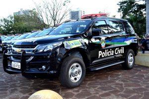 Foto de Polícia Civil cumpre mandado de prisão em Iguatemi