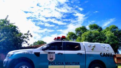 Foto de Polícia Militar do 7º BPM apreende 2 adolescentes por praticarem conduta tipificada como tráfico de drogas e furto –