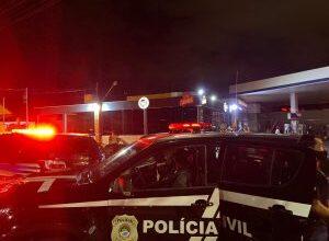 Foto de Policiais civis prendem suspeito de ser responsável por venda de entorpecentes que resultou em morte de usuário